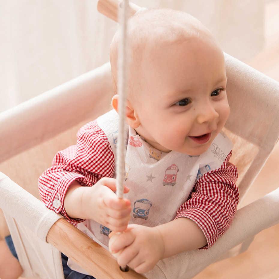 1 세트 아기 스윙 캔버스 매달려 흔들 의자 매달려 장난감 해먹 안전 아기 경비원 실내 나무 스윙 로커 장난감 외부