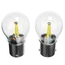 Супер белые светодиодсветодиодный лампы 1156 ba15s p21w cob