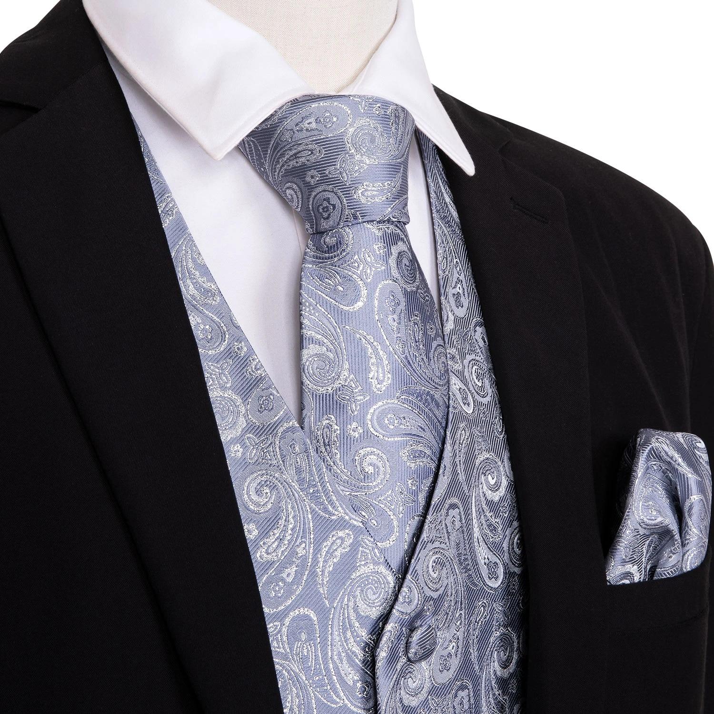 MEN POCKET HANDKERCHIEF Floral Cotton Polyester Suit Square Handy Wedding Party