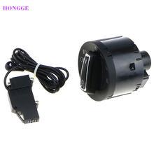 Hongge хромированный головной светильник переключатель управления