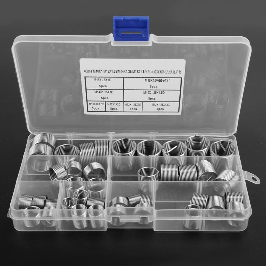 Pack of 40 pcs 414 Entirely Ground Twist Drill Short Series Beta Tools 004140060