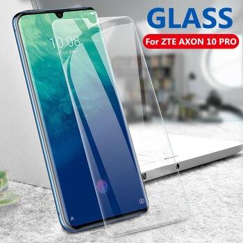 Перейти на Алиэкспресс и купить Защитная пленка для ZTE Blade 10 A7 A5 A3 2020 Защитное стекло для ZTE AXON 10 PRO высококачественная прозрачная защитная пленка для экрана