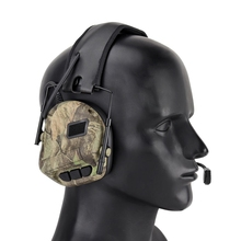 Practical Anti-noise Military Tactical Earmuff Hunting Shooting Game Headphone Outdoor Sport Protective Foldable IPSC Headset