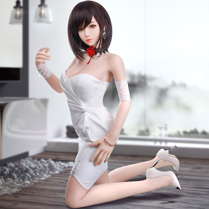 70-90cm Sex Shop Sex Dolls Full TPE With Skeleton Adult Japanese Love Doll Vagina Lifelike Pussy Realistic Sexy Doll For Men