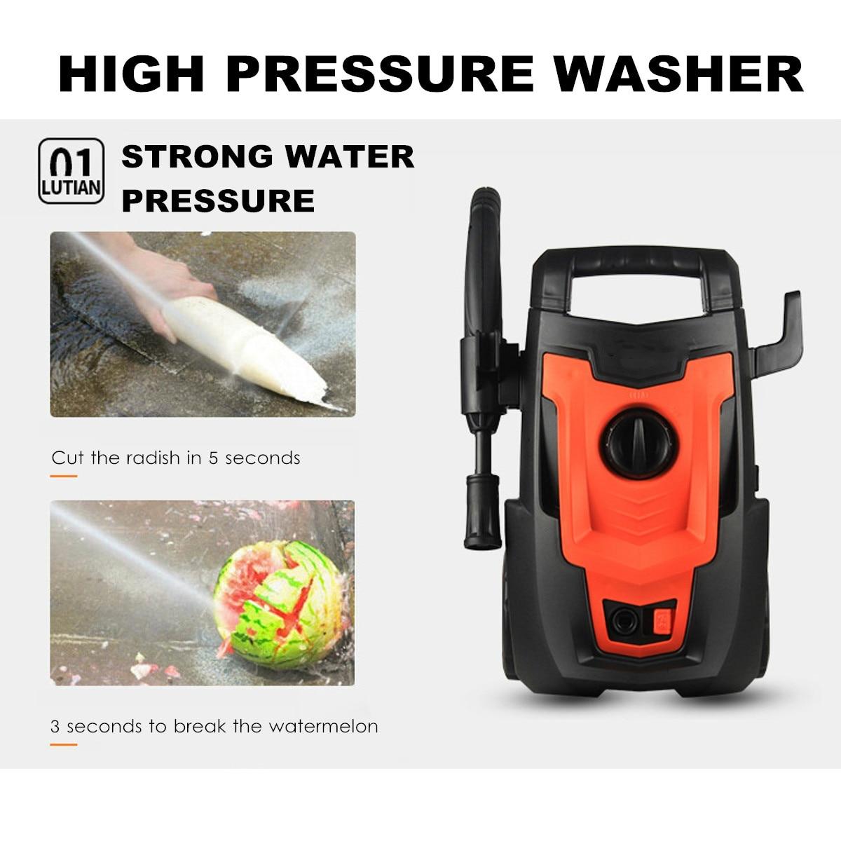 Auto Washer Guns Pumpe Waschen Gerät Auto Sprayer Hochdruck Reiniger Waschen Maschine Elektrische Reinigung Auto Gerät