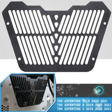 Motorcycle 790Adventure R Aluminum Engine Guard Protector Cover Crap Flap Protection FOR 790 Adventure ADV R S 2019 2020 2021
