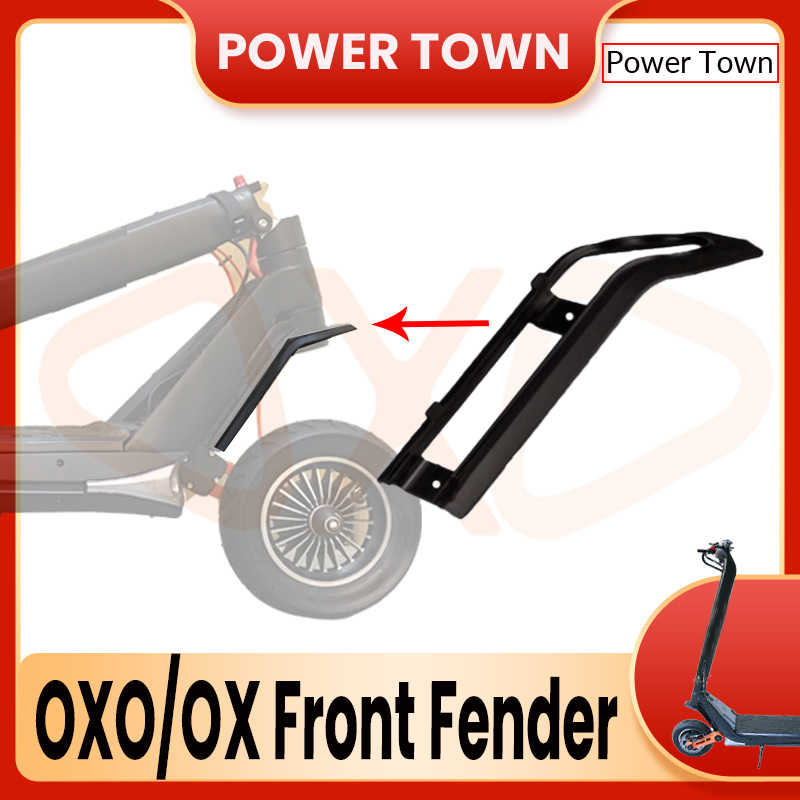 Переднее крыло, брызговик для электрического скутера OX OXO HERO SUPER ECO