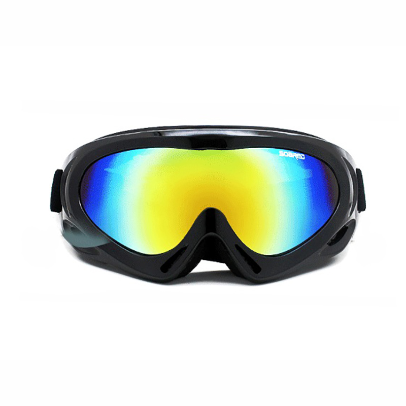 Winter Anti-fog Snowmobile Windproof Dustproof Glasses Skate Ski Sunglasses Skiing Goggles Snow Sports Snowboard