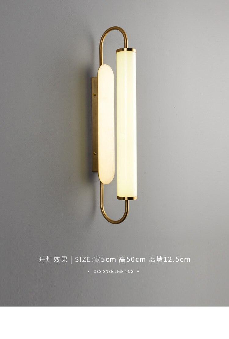 corredor decoração para casa iluminação luminária