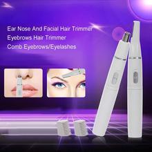 4 in1 Nose hair trimmer for men trimer women eyebrow