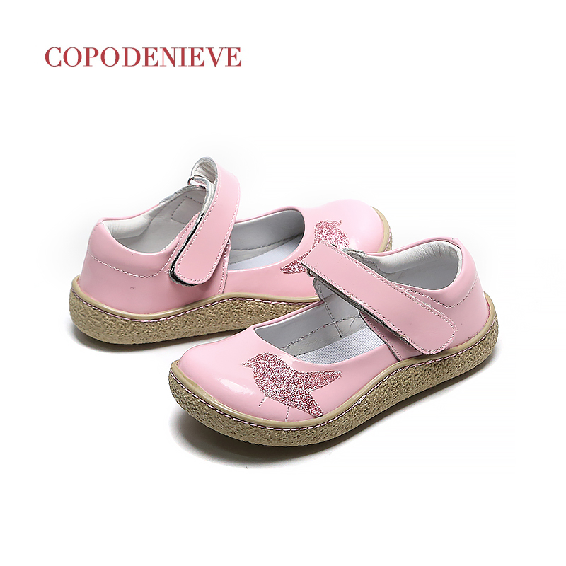 COPODENIEVE  little girl shoes  kids  princess shoes  girls party shoes The patent leather 2 to 7 years old