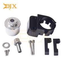 DJX Custom Snow Track Wheel Hub for 1/10 RC Traxxas TRX-4(China)