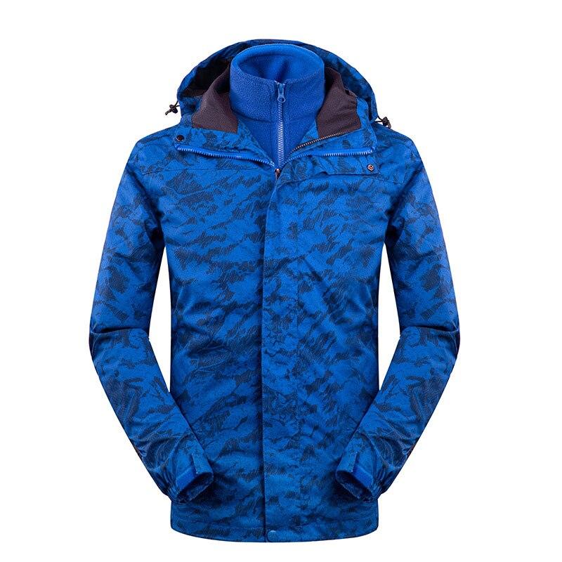 Ski Jackets Men Skiing Snowboard Jackets Winter Sportswear Snow Ski Jacket Outdoor Waterproof Windproof Trekking Hiking Jackets