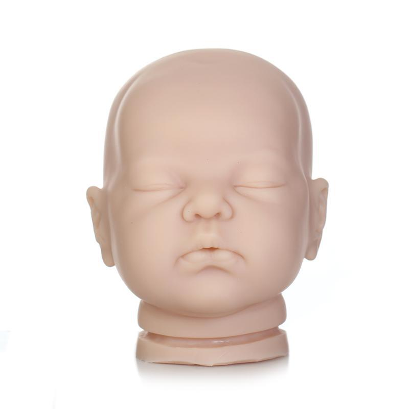 Rebirth Infant Doll Mould DIY Unpainted Doll Kit Reborn