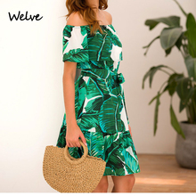 dress women summer elegant beach sexy party dresses sleeveless backless Beach