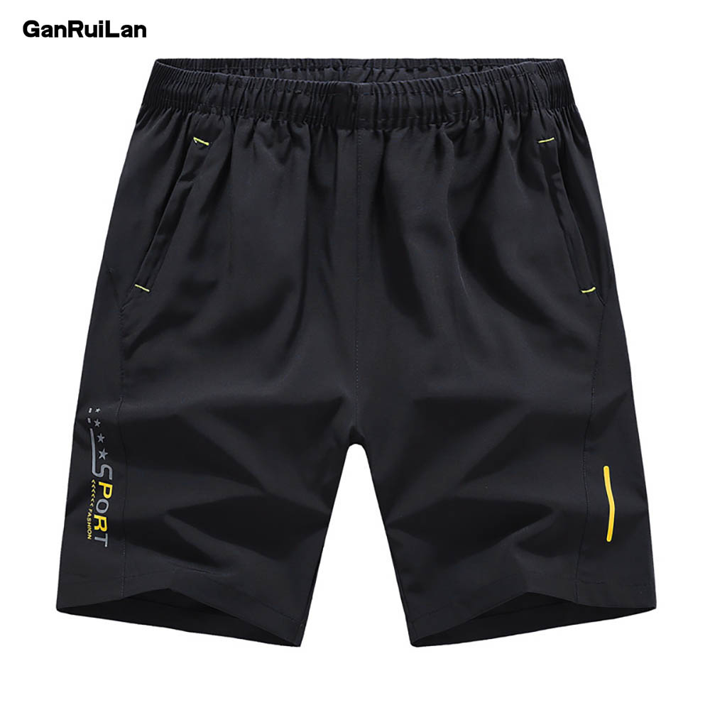 2020 New Fashion Shorts Men Summer Men's Sportswear Casual Boardshorts Breathable Mens Short Trousers B0589