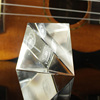 Crystal Pyramid 3D Laser Engraved Galaxy Glass Pyramid Fengshui Figurine Home Decoration Accessories for living room 6
