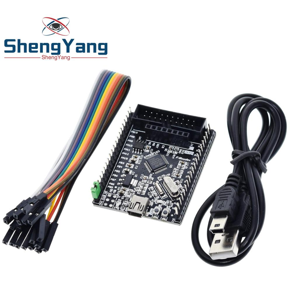 1pcs ShengYang  Stm32f103c8t6 Stm32f103 Stm32f1 Stm32 System Board Learning Board Evaluation Kit Development Board