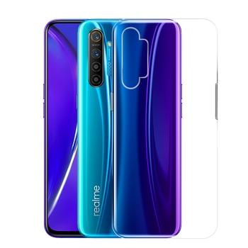 Transparent Case for Realme 5 6 Pro 5i 6i TPU Soft Silicon Case for OPPO Realme C1 C2 C3 X XT Transparent Protective Back Cover Cases