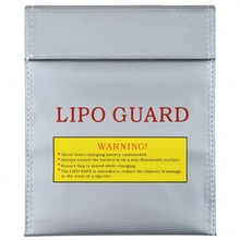 1Pc Fireproof RC LiPo Battery Safety Bag Safe Guard Charge Sack 180 X230 mm New Sale high quality lipo li po battery fireproof safety guard safe bag 215 45 165mm toys wholesale free shipping