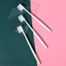 Зубная щетка Макарон из бамбукового угля Мягкая зубная в японском