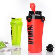 700ml Customizable Dual-purpose Shaking Cup Protein Powder Sports Cup Milk Shake Mandarin Duck Cup контейнер rosenberg 700ml rgl 230141