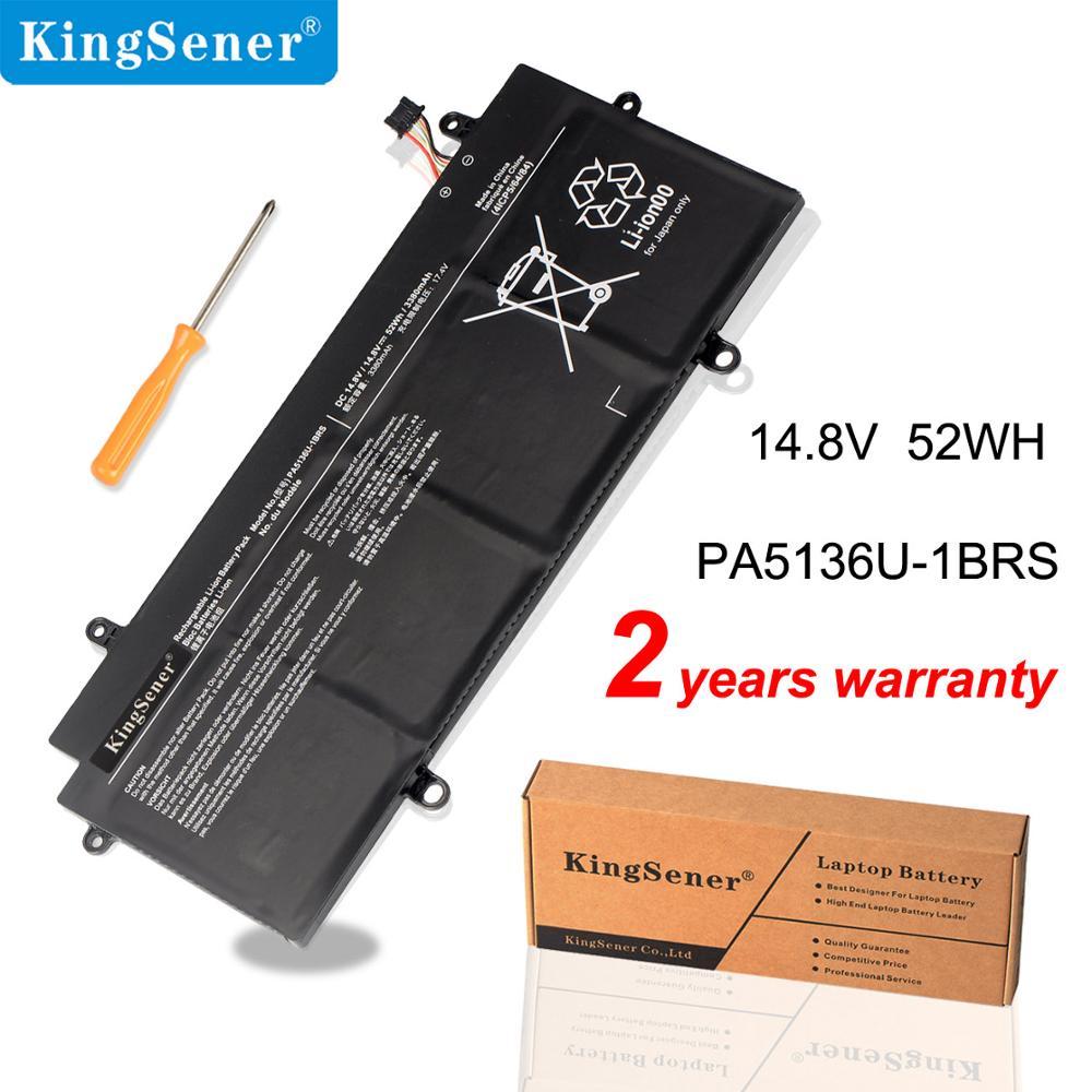 Kingsener 14.8V 52WH PA5136U-1BRS Laptop Battery For Toshiba Portege Z30 Z30-A Z30-AK04S Z30-A1301 Z30-B K10M Z30-C PA5136U