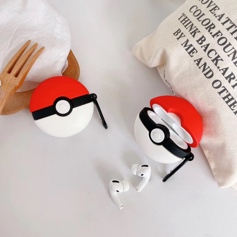 3D Cute Cartoon Cases for Airpods Pro 198