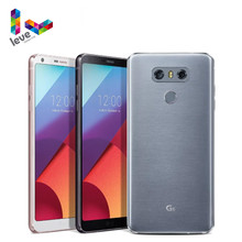 هاتف LG G6 غير مقفول بشريحة واحدة النسخة الكورية G600 هاتف محمول 5.7