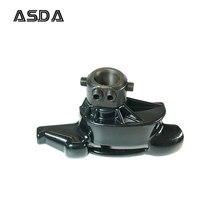 Cambiador de neumáticos de coche de 28mm/30mm, máquina de reparación de llantas con cabezal de desmontaje de montaje de plástico, cabeza de pato de nailon, herramienta de repuesto de cabeza M/D