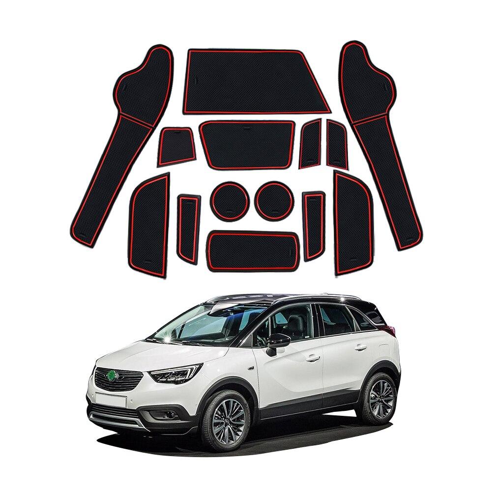 Black RUIYA O pel Mokka X Storage Bag Organizer Automotive Interior Decoration Auto Accessories 2020 Update