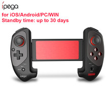 New IPEGA PG-9083s Bluetooth Wireless Game Controller Gamepad Telescopic Wireless Game Pad Controller for iOS/Android/WIN/PC/TV(China)