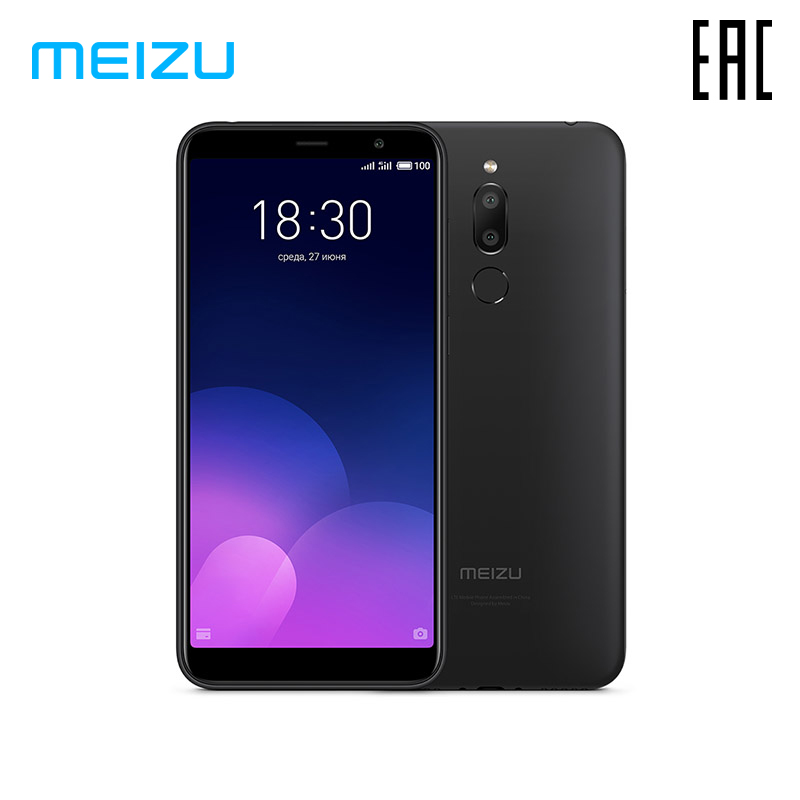 Smartphone MEIZU M6T 2 GB + 16 GB 8-core [Official 1 Year Warranty]