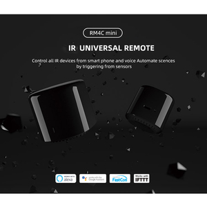 Image 2 - Broadlink RM4C mini IR+WiFi Universal Switch Smart Remote Controller 4G For Ios Android Smart Home support Alexa/Google home
