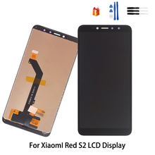 Original Display For Xiaomi Redmi S2 Phone LCD Display Touch Screen Digitizer Assembly For Redmi S2 Screen LCD Replacement Parts недорого