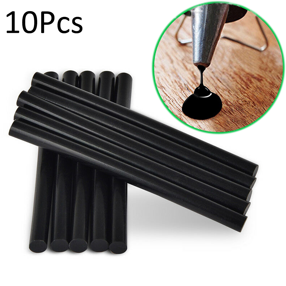 10Pcs Car Body Hail Removal DIY Repair Tool Melt Glue Sticks Paintless Dent Repair Wholesale