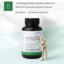 NewZealand ABM MitoQ Aminoglucose 60 Capsule Joint Rheumatic Health Joint Mobility Repair Bone Injury Green Lipped Mussel Pills