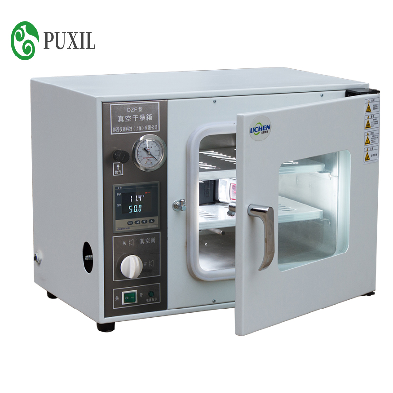 DZF-6020A Vacuum Drying Oven For Laboratory Extraction Electrothermal Constant Temperature Digital Vacuum Furnace