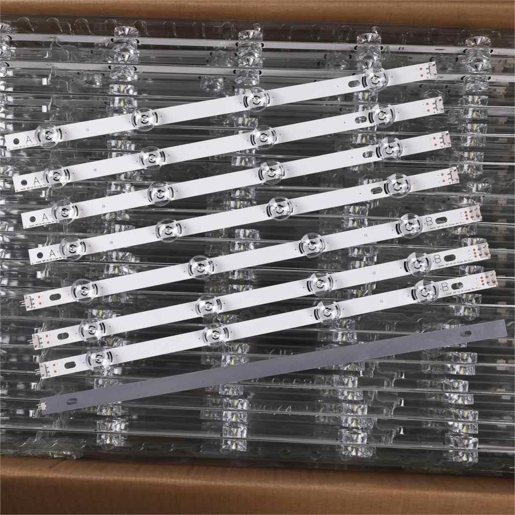 "Tira de LED para iluminación trasera 8 lámpara para LG TV de 42 pulgadas INNOTEK DRT 3,0 42 ""6916L 1709B 1710B 1957E 1956E 6916L-1956A 6916L-1957A 42LB561v"