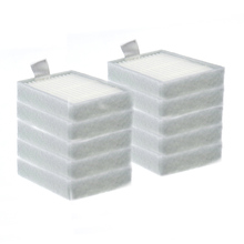 10 pcs Vacuum Cleaner Filters for ilife v50 HEPA Filter for ilife v50 Vacuum Cleaner Parts стоимость