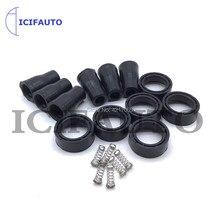 Ignition Coils Hyundai 27301-3C000 Sorento Boot-Pack Rubber V6 with Spring for Kia Azera