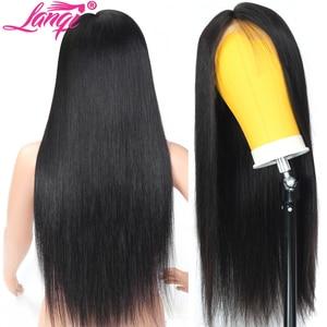 13х4 прямые парики на фронте шнурка, бразильский парик, Короткие парики на фронте шнурка, человеческие волосы, парики для женщин, парики на фр...