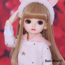 1/6 Doll BJD Full Set Suit Rita SouldollRory Vanilla  Mien Kimi Nine9 pio LCC Cute YOSD Wig Clothes Shoes Littlefee Fullset be with you potato fullset bjd sd dolls yosd littlefee luts 1 6 resin figures ball joint toys wig shoes eyes clothes bwy