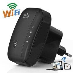 Repetidor WiFi inalámbrico 300Mbps Repetidor Wifi amplificador de señal Wifi 802.11N Wlan Repetidor ultraboost 2,4G WiFi extensor