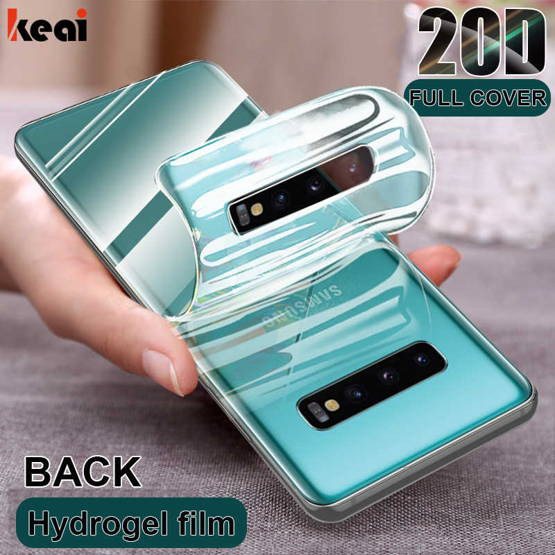 20D Hydrogel Film For Samsung Galaxy A50 A70 A30 A20 A10 Screen Protector For S8 S9 S10e S10 Plus Note 8 Soft Film Not Glass