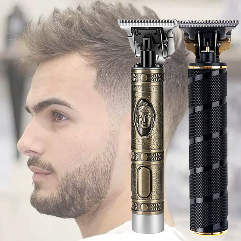 Professional Men's Electric Hair Clippers Clippers Cordless Clippers Rechargeable Trimmers Corner Razor Hairdresse Beard Cutter
