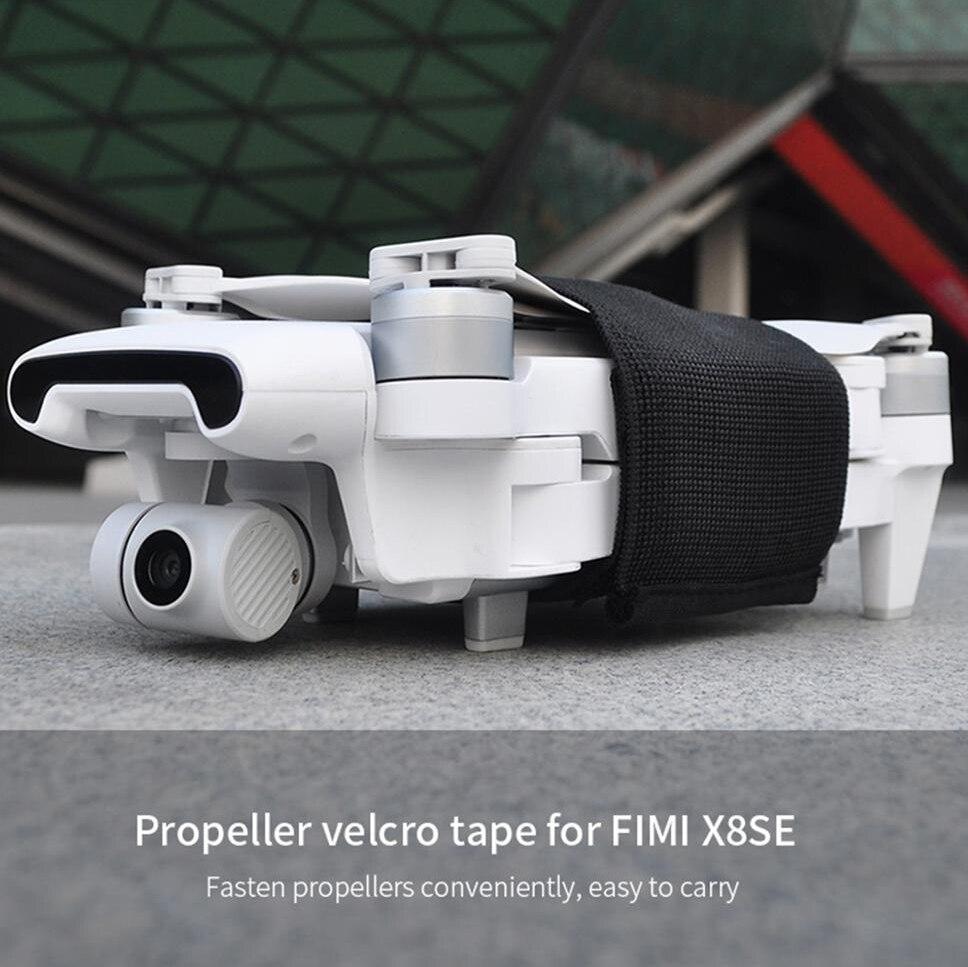 XIAO MI FIMI X8 SE Propeller Blade Fixer Propeller Strap For FIMI X8 SE Propeller Holder Accessories