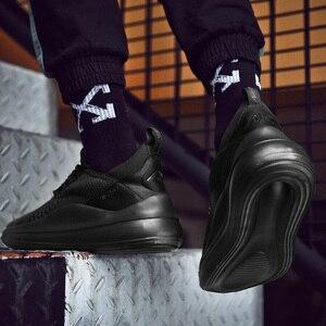 Image 5 - 2019 Mới Giày Nam Sneaker Cổ Size Lớn 39 47 Mùa Hè Nhà Thiết Kế Máy Bay Huấn Luyện Thoáng Khí Thoải Mái Thời Trang Siêu Nhẹ Nam # AB1973