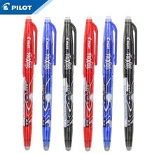 Caneta amigo piloto de marca, 6/LFB 20EF peças 0.5 apagável gel ink pen ponta média mm caneta lfb 20ef