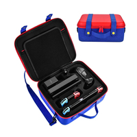 EVA Storage Carrying Bag Case For Nintend Switch Console Accessories NS Switch Joy cons Case Water resistent Protective Bag Pack